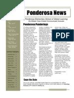 PES 12.22.11 Newsletter