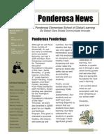 PES 3.9.12 Newsletter