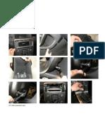 cf1504-Volvo S60  2011- manual 6speed R-вперед