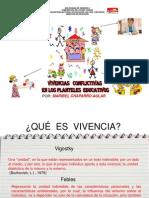 Presentación VIVENCIAS CONFLICTIVA