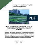 Manejo Agroecologico Plagas Agricultura Urbana