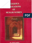 BE-100-8 Religious Obligations of Muslim Women