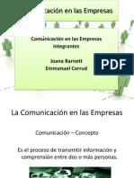Comunicación en las Empresas (1)