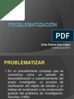 Problematización presentación