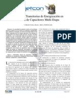 Corrientes Transitorias Por Energizacion Consendarores