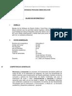 INFORMATICA II-JHG