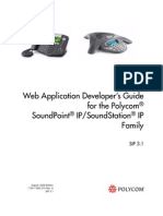 Sound Point Ip Sound Station Ip Developers Guide