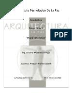 Mapa Conceptual Estructuras II