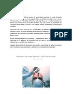 Accidentes y Complicaciones por Anestésicos