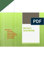 persentasi euclid n