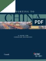 Exporting to China_E