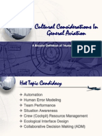 Aviation Physiology & Health Maintenance