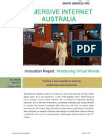 Immersive Internet Australia_ Introducing Virtual Worlds