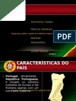 Trabalho - Portugal - Apresentação