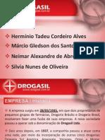 Trabalho - Gestão Financeira - Análise da Drogasil