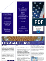 OK-SAFE, Inc. Brochure
