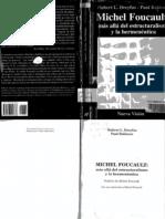 Michel Foucault- más allá del estructuralismo y la hermenéutica- Hubert Dreyfus y Paul Rabinow