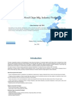 China Wood Chips Mfg. Industry Profile Cic2012