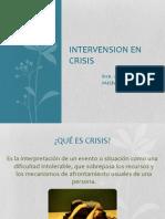 Intervension en Crisis