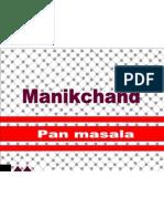 manikchand