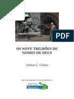 Arthur C.clarke - Os Nove Trilhoes de Nomes de Deus-conto rev