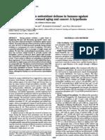 acido urico antioxidante