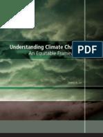 Understanding Climate Change -An Equitable Framework