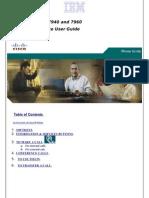 Cisco Handset Userguide