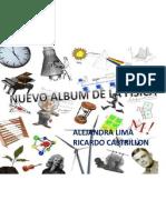Album Fisica Alejandra y Ricardo
