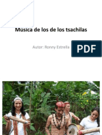Musica de Los de Los Tsachilas
