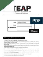Exemplo TEAP