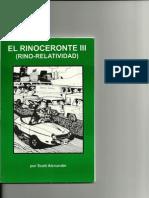 El Rinoceronte III