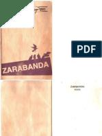 Zarabanda - Luis Alfredo Arango