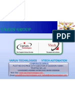 Profile Varun Group