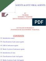 Anticancer& Antiviral