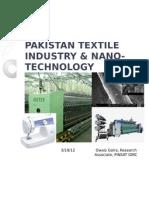 Seminar Pakistan Textile Industry & Nano-technology