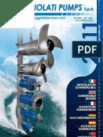 FAGGIOLATI - Mixer Catalogue 2011
