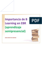 Import an CIA de B Learning en EBR