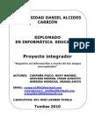 Informe Tecnico Modular i