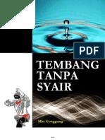 TEMBANG TANPA SYAIR - 02