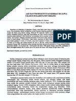 Studi Kasus Dinamika Populasi