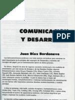 Diaz Bordenave - Comunicaci%C3%B3n y Desarrollo