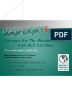Humans Are The Weakest Link – How DLP Can Help