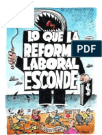 Lo que la Reforma Laboral esconde by Azagra