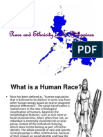 Race and Ethnicity in the Philippines