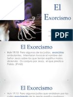 El Exorcismo