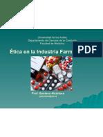 Tema 12 Industria Farmaceutica ETICA