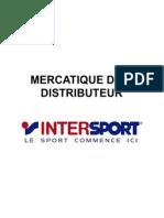 Marketing Du Point de Vente - Mercatique d'Un Distributeur - Inter Sport