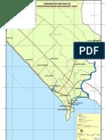 Peta Administrasi Johan Pahlawan