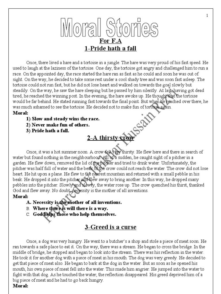 pride hath a fall essay